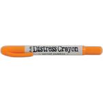 Carved Pumpkin - Tim Holtz Distress Crayons