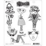 "Mini Me - Dyan Reaveley's Dylusions Cling Stamp Collections 8.5""X7"""