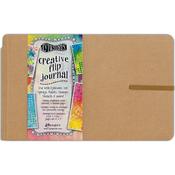 Dyan Reaveley's Dylusions Creative Flip Journal, Kraft