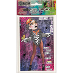 Dyan Reaveley's Dylusions Adhesive Canvas 8/Pkg, Set #2