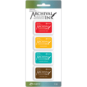 Kit #1 - Wendy Vecchi Mini Archival Ink Pads