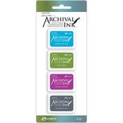 Set #2 - Wendy Vecchi Mini Archival Ink Pads