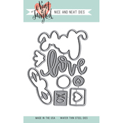 Love Notes - Neat & Tangled Die