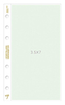 Design I Pocket Personal Planner Photo Sleeve Pages - Color Crush - Websters Pages