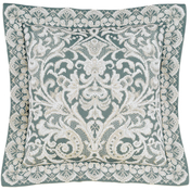 """15.75""""X15.75"""" 14 Count - Pannel Viennese Lace Cushion Counted Cross Stitch Kit"""