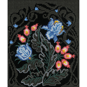 """6.75""""X8"""" 14 Count - Old Fairytale Counted Cross Stitch Kit"""