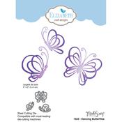 Dancing Butterflies - Elizabeth Craft Metal Die By Modascrap Designs