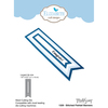 Stitched Fishtail Banners - Elizabeth Craft Metal Die By Modascrap Designs