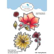 Spring Blooms - Elizabeth Craft Metal Die By Krista Designs