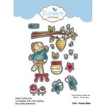 Honey Bear - Elizabeth Craft Metal Die By Krista Designs
