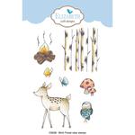 Birch Forest - Elizabeth Craft Clear Stamps By Krista Designs