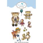 Teddy Bear Picnic - Elizabeth Craft Clear Stamps By Krista Designs