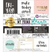 Stay Curious - My Prima Planner Journaling Cards