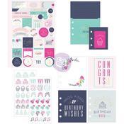 Celebrate! - My Prima Planner Goodie Pack Embellishments