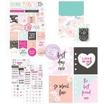 Friendship & Love - My Prima Planner Goodie Pack Embellishments