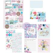 Inspiration - My Prima Planner Goodie Pack Embellishments