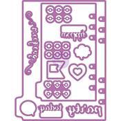 Shapes #3 - My Prima Planner Metal Dies