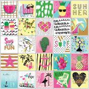 Summer - My Prima Planner Stickers