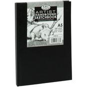 "Hardbound Sketchbook 5.8""X8.3"""