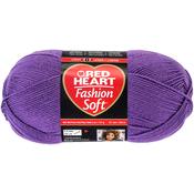 Lavender - Red Heart Fashion Soft Yarn