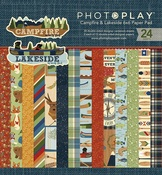 Lakeside & Campfire 6 x 6 Paper Pad - Photoplay