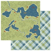Hidden Lakes Paper - Lakeside - Photoplay