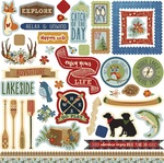 Lakeside Element Stickers - Photoplay