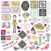 Seeds Of Kindness Element Stickers - Photoplay