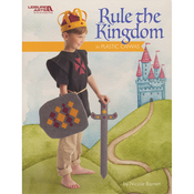 Rule The Kingdom In Plastic Canvas - Leisure Arts