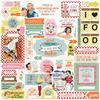 Saucy Detail Sticker Sheet - Authentique