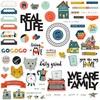Family & Co Ephemera - Fancy Pants