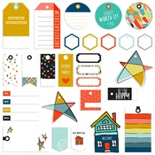 Family & Co Tags Pack - Fancy Pants