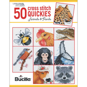 50 Cross Stitch Quickies - Leisure Arts