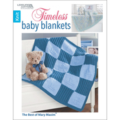 Timeless Baby Blankets-Mary Maxim - Leisure Arts