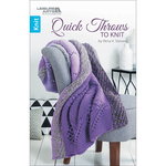 Quick Throws To Knit - Leisure Arts