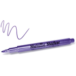 Purple - Metallic Permanent Marker 1.2mm Fine Point