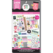 Mom Life - Create 365 Happy Planner Sticker Value Pack