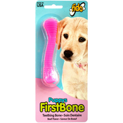 Pink - Puppy's First Bone - Small