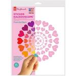From The Heart - Mrs. Grossman's Kaleidoscope Stickers