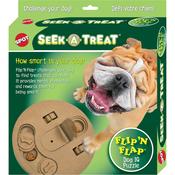 Seek-A-Treat Flip 'N Flap Puzzle 9""