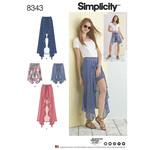 14-16-18-20-22 - SIMPLICITY SKIRTS & PANTS