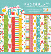 Summer Bucket List 6x6 Paper Pad - Photoplay