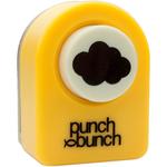 "Cloud - Punch Bunch Small Punch Aprrox. .4375"""