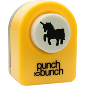 Unicorn - Punch Bunch Small Punch Aprrox. .4375""