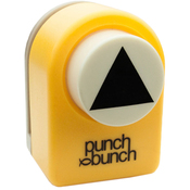 Triangle - Punch Bunch Medium Punch Approx. 1""
