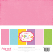 Perfect Princess Solids Pack - Perfect Princess - Echo Park