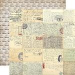 Vintage Letters Paper - Transatlantic Travel - Carta Bella