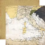 Grand Adventure Paper - Transatlantic Travel - Carta Bella