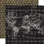 Explore the World Paper  - Transatlantic Travel - Carta Bella