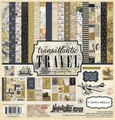 Transatlantic Travel Collection Kit - Carta Bella
